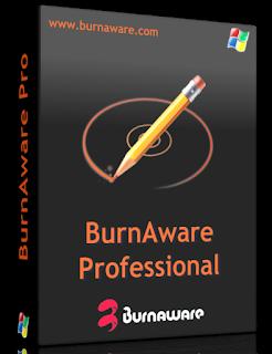 BurnAware Professional 8.1 Full Patch