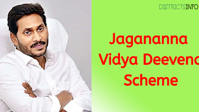 Jagananna Vidya Deevena Scheme  - How to Apply & Elgibility