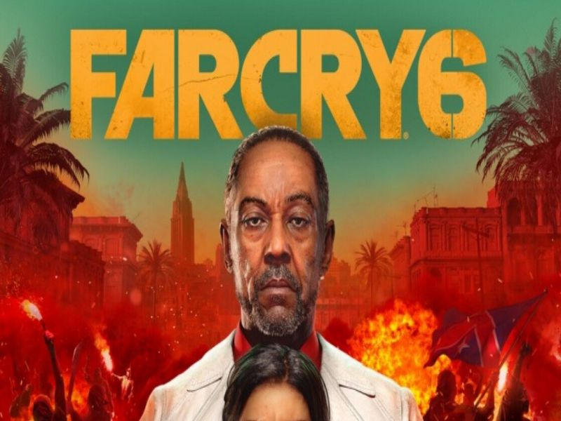 Download Far Cry 6 Game PC Free