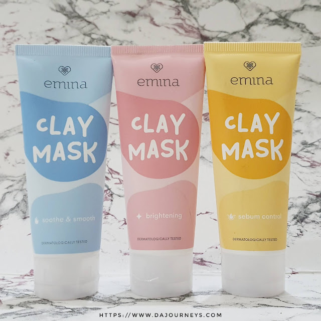 Review Emina Clay Mask Series