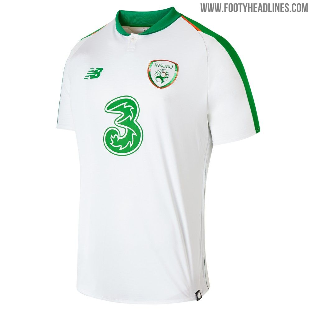 e45914935 Ireland 2018-19 Away Kit Released - Leaked Soccer - Nike and Adidas ...