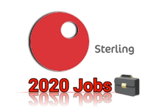 Sterling Bank Plc Recruitment 2020 job - Lagos Branch