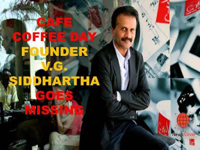 India, indian news, english news, News cover, the news cover,  V.G. Siddhartha goes missing, sm krishna, Karnataka, mangaluru, ccd, Cafe Coffee Day, VG Siddhartha missing