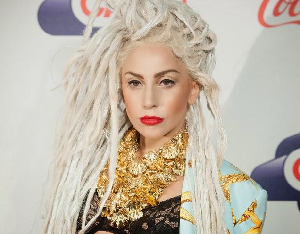 Profil Biodata dan Foto Lady Gaga Terbaru