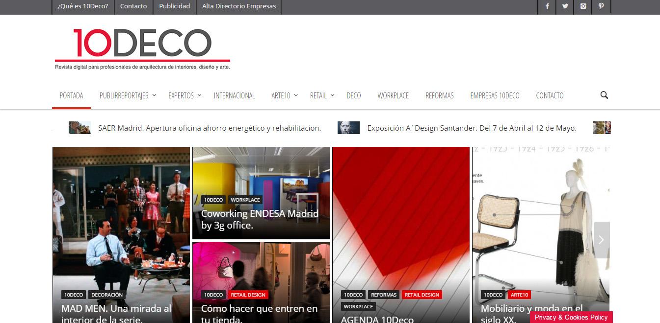 Contempor neo revistas de decoracin online cresta ideas for Revistas de arquitectura online