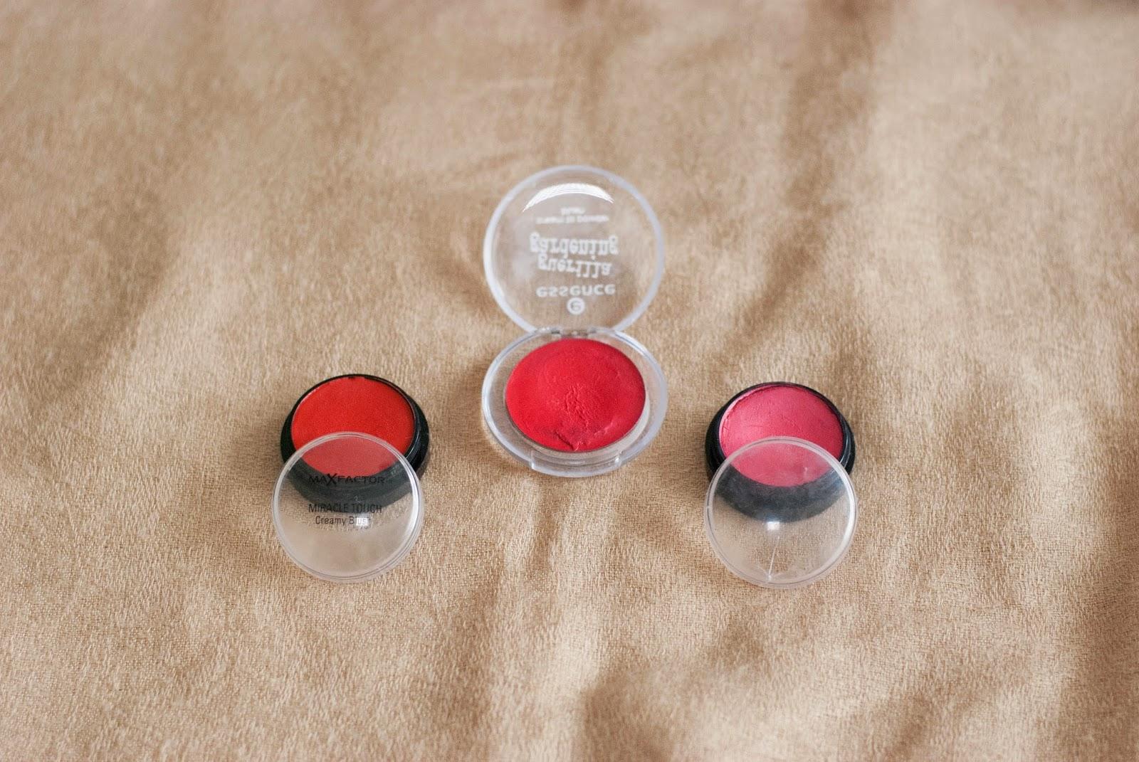 Blush Collection - The creams
