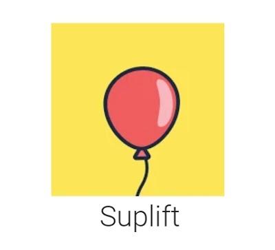تنزيل تطبيق سبليفت مجانًا Suplift