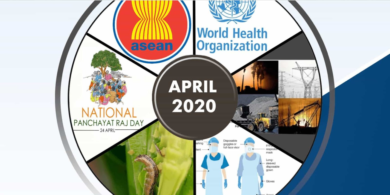 KSG Current Affairs April 2020
