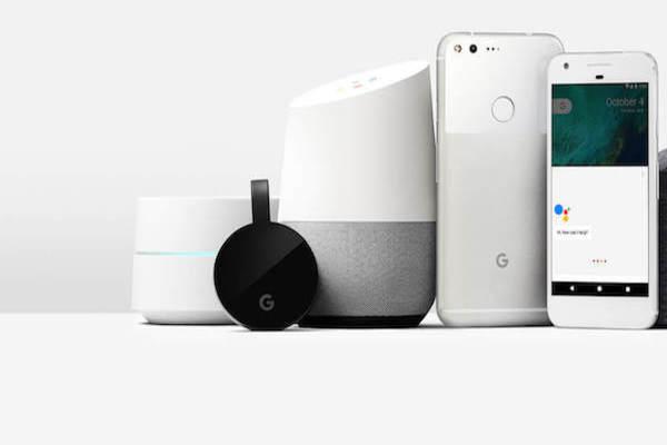جوجل تختار استعمال المواد المعاد تدويرها في جميع أجهزتها الجديدة