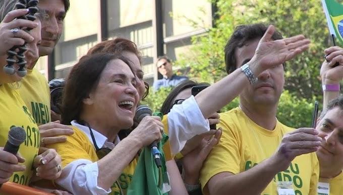 20 famosos que apoiam o Bolsonaro