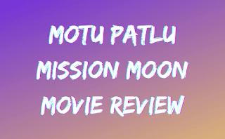 Motu Patlu Mission Moon Movie Review