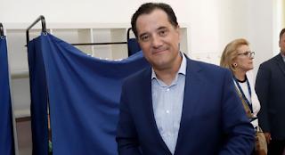 Άδωνις Γεωργιάδης: θα σκιστώ για να φανώ αντάξιος της εμπιστοσύνης σας