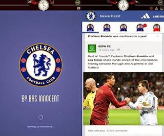 Facebook Tema Chelsea