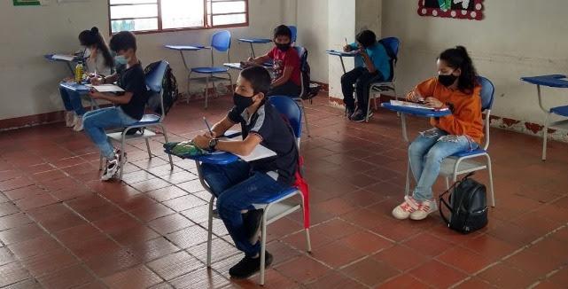 Normalidad en el retorno a las aulas en los 12 municipios no certificados en educación