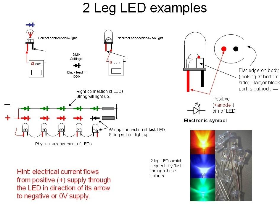 4 Leg Led Wiring Diagram Download Wiring Diagram