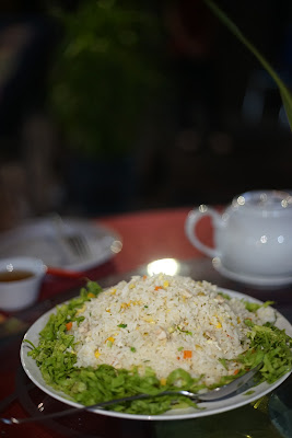 Yang Chow Fried Rice ala Gardenia Resort dan Spa