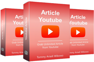 Plugin video youtube jadi artikel