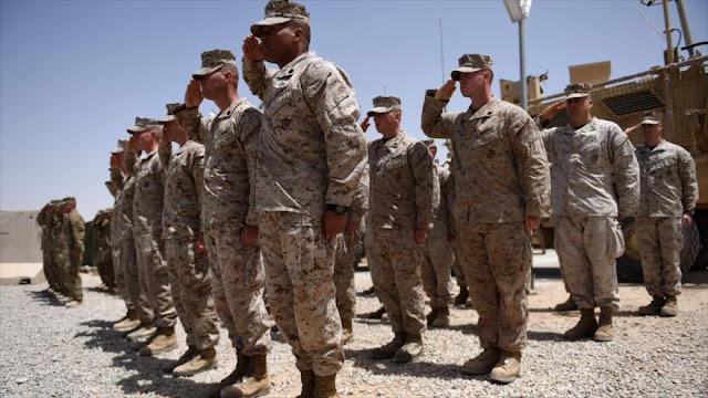 EEUU planea desplegar otros 100 marines en Afganistán