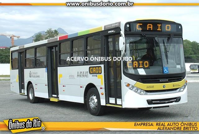Pasta Nº 0001 - Real Auto Ônibus