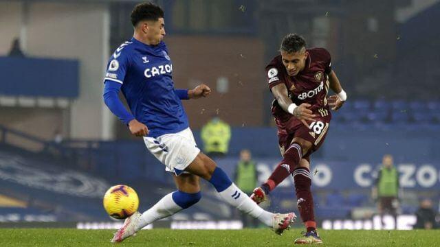 K24 TV will be airing Leeds VS Everton match live at EPL Maskani photo