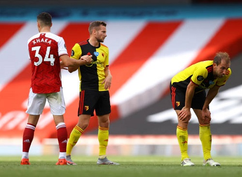 Bournemouth chia tay Premier League trong nước mắt 2