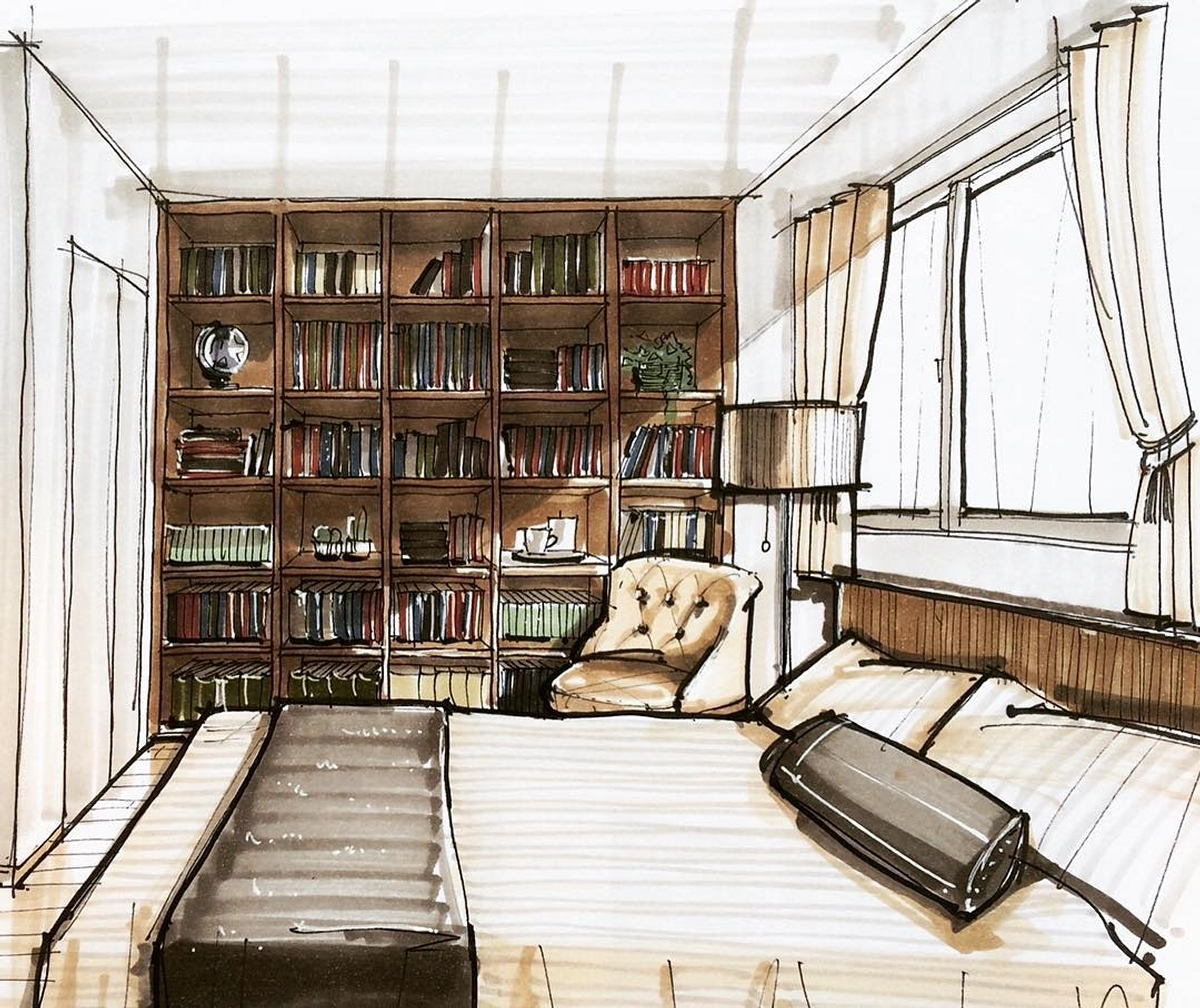 08-Miyacyan-Inspiring-Interior-Design-Drawings-Ideas-www-designstack-co