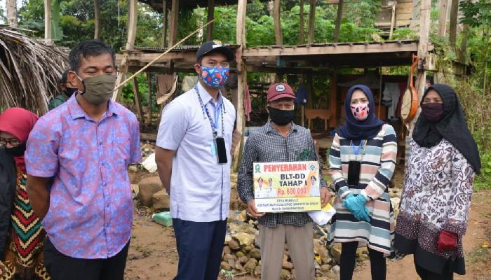 Pemdes Diminta Segera Cairkan BLT Dana Desa