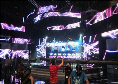Cung cấp màn hình led p2 indoor nhập khẩu tại Quảng Bình