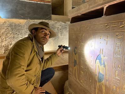 Ramy Romany em cena da série - Divulgação