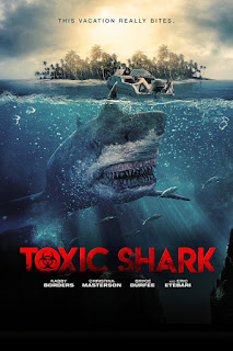Toxic Shark 2017 Dual Audio 720p BluRay