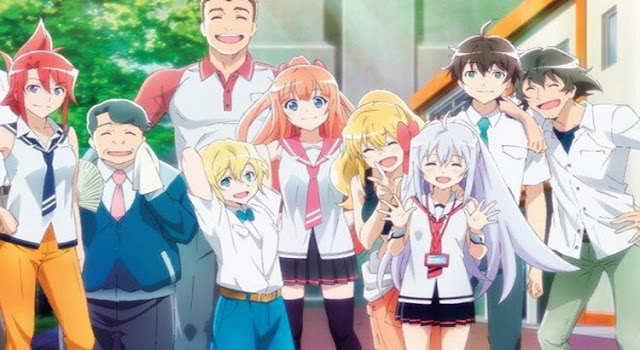 Download Plastic Memories (Episode 01 - 13) BD Batch Subtitle Indonesia
