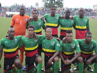 São Tomé and Príncipe national soccer team