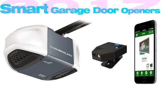 Top 10 Smart Garage Door Openers 2017 Design Crafts Com