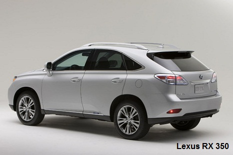 2011 lexus rx 350 test drive and review test and review. Black Bedroom Furniture Sets. Home Design Ideas