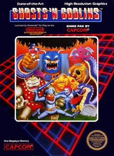 Ghosts' n Goblins (BR) [ NES ]