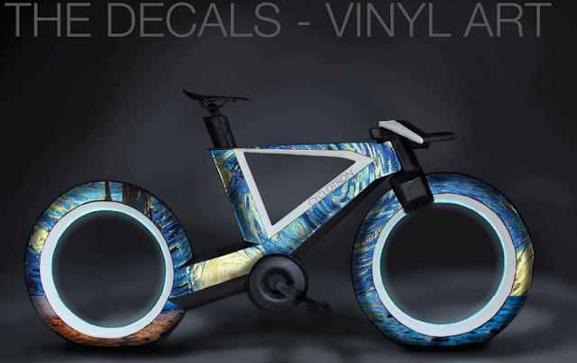 Sepeda Teknologi Masa Depan The Cyclotron