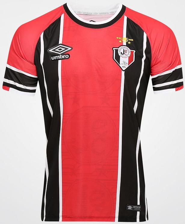 0445da298e Umbro apresenta novas camisas do Joinville - Show de Camisas