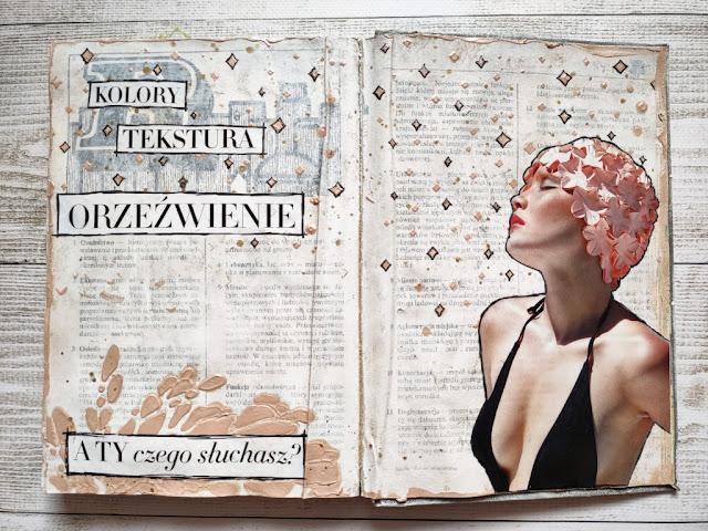 Art journal o synestezji