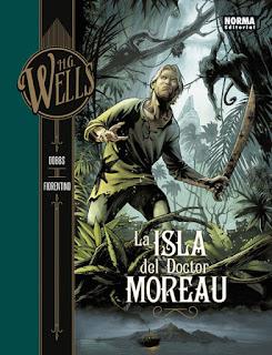 HG WELLS LA ISLA DEL DR MOREAU NORMA