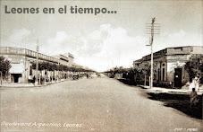 FOTO ANTIGUA DE LEONES