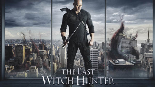 The Last Witch Hunter (2015) English Movie [ 720p + 1080p ] BluRay Download