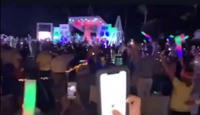 VÍDEO: Fiestas en Punta Cana provocan indignación en las redes   @EntreJerez