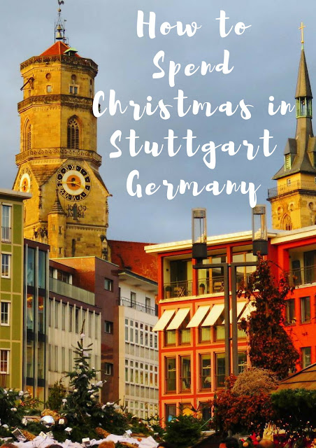 Christmas in Stuttgart Germany