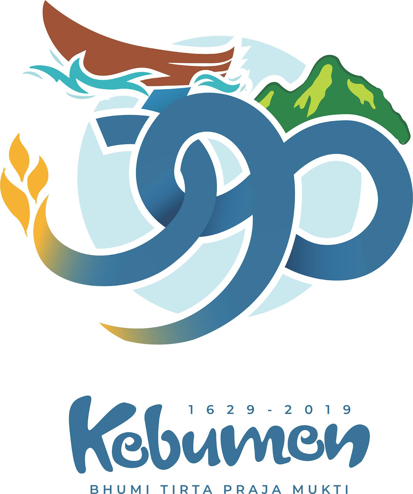 Resmi, Pemkab Kebumen Luncurkan Logo Hari Jadi ke-390
