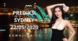 Prediksi Sydney Jumat 22 Mei 2020