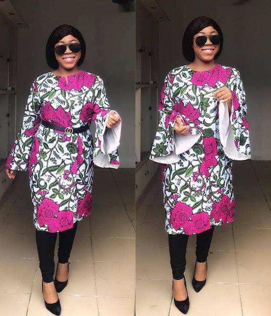 The 20 Best of Owambe Aso Ebi Dresses 51