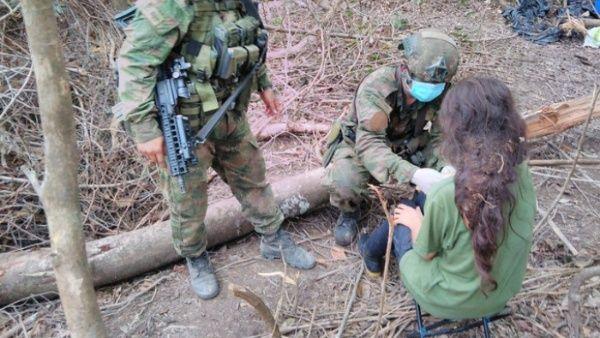 confirmar en Colombia presencia de menores sobrevivientes de bombardeos en Guaviare