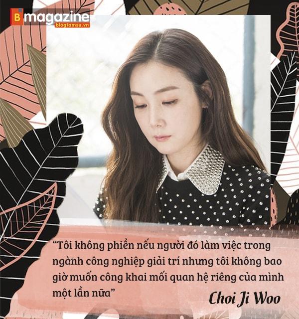'Nữ hoàng nước mắt' Choi Ji Woo: mơ về một hạnh phúc nhỏ bé, giản dị - Ảnh 13
