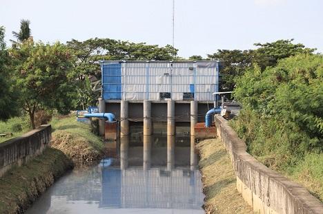 Hadapi Musim Penghujan, PUPR Kota Tangerang Siapkan 233 Pompa Air