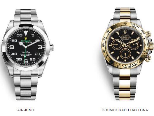 memilih jam tangan mewah